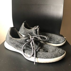 Men's wool allbirds sneakers